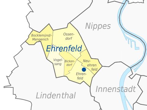 Köln Ehrenfeld